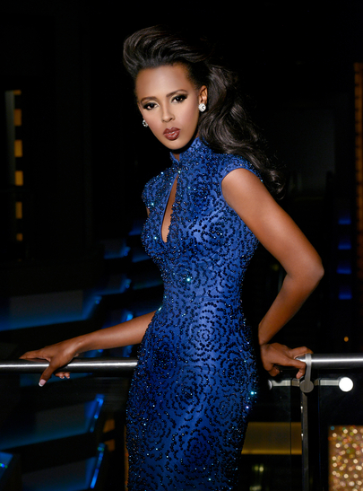 Miss Tanzania Universe 2015 BN 1