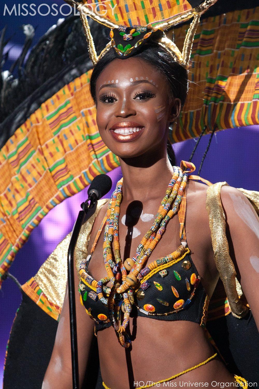 Miss Universe 2015 Hilda Akua Frimpong, Miss Ghana 2015