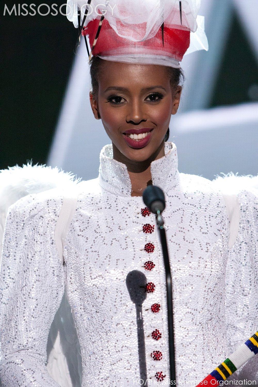 Miss Universe 2015 Lorraine Marriot, Miss Tanzania 2015