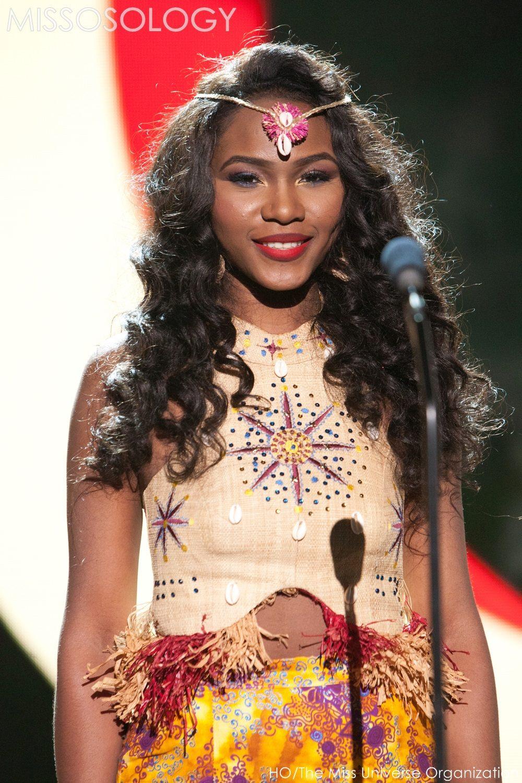 Miss Universe 2015 Ornella Obone, Miss Gabon 2015