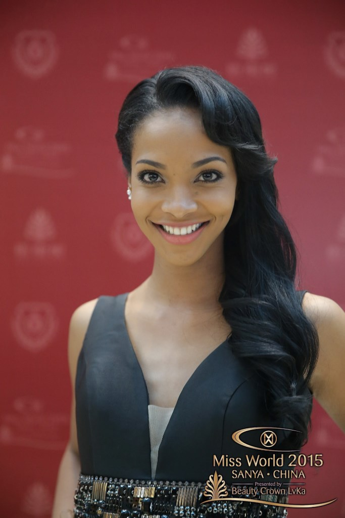 Miss World 2015 South Africa