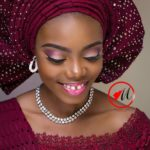 Molurlah's Makeover bride, Fisayo