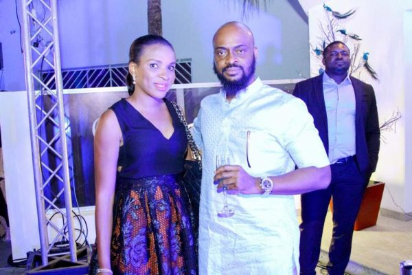 Mr&Mrs Abebe Ulysse Nardin and ZAKAA Abuja Launch