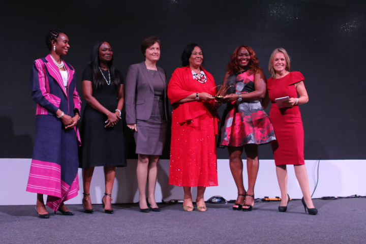 Bukky George - W Entreprenuer of the year