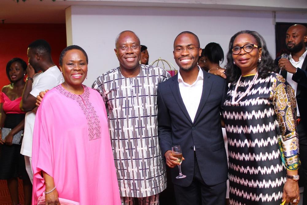 Olufunlola Aderinokun, Mr. Muyiwa Bakare, Babatunwa Aderinokun, Mrs. Ibukun Awoshika