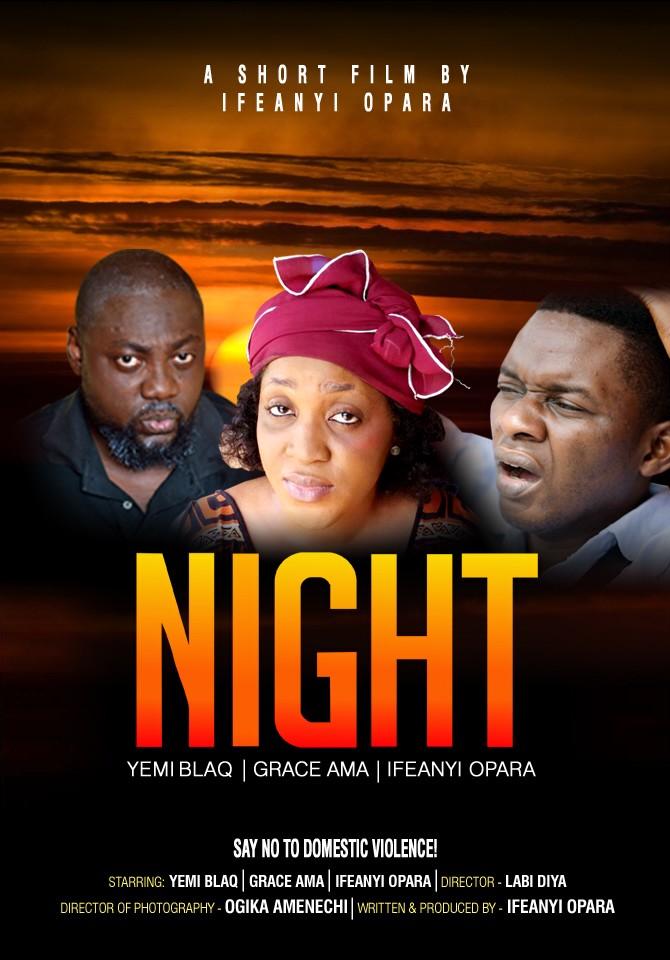 NIGHT - Ifeanyi Opara