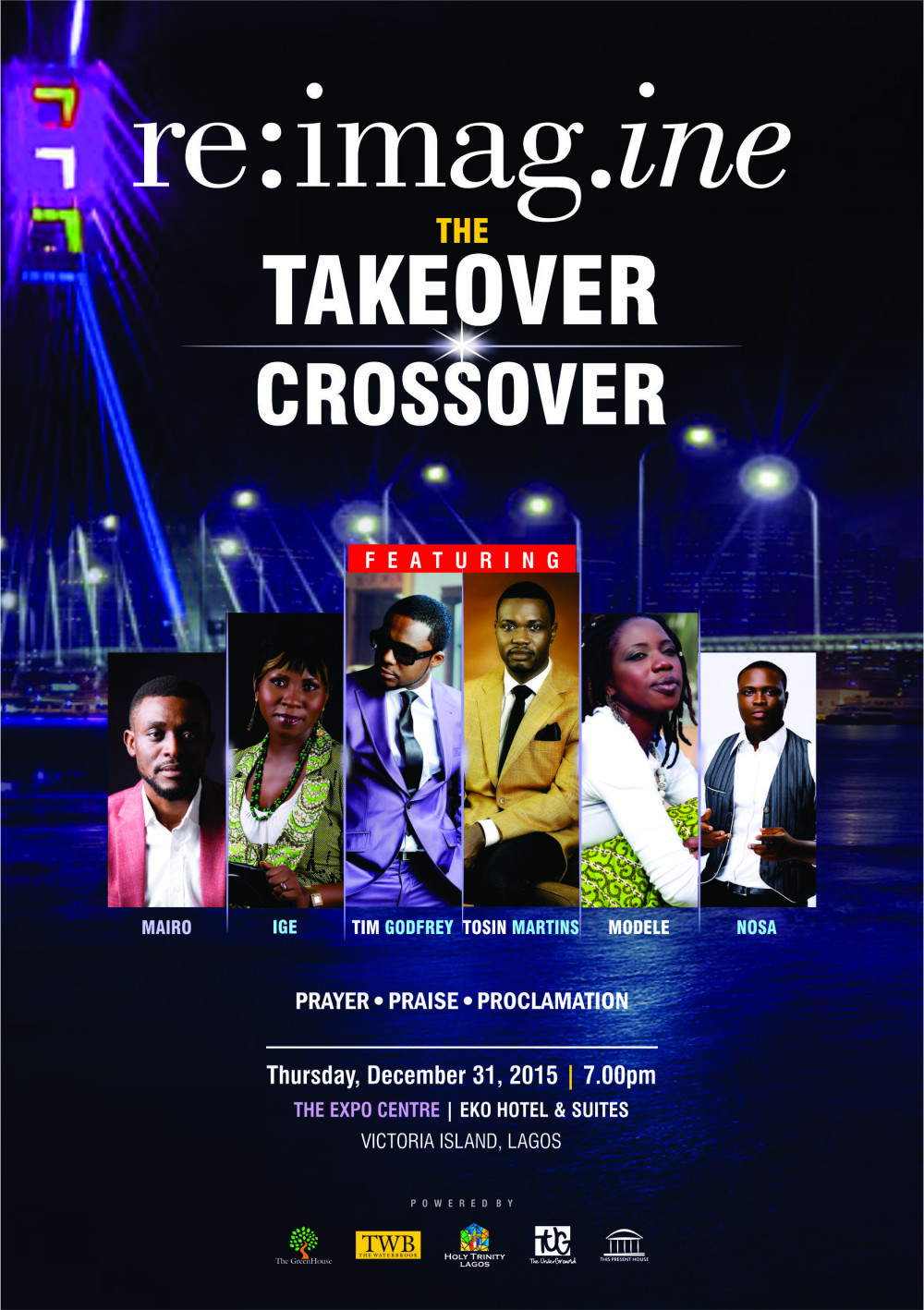 New Takeover TPH Crosover Service