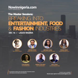 NowinNigeria Master Session