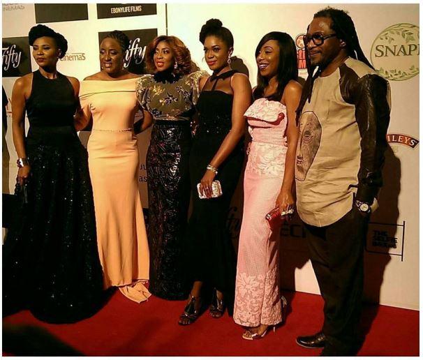 Nse Ikpe-Etim, Ireti Doyle, Mo Abudu, Dakore Akande & Biyi Bandele