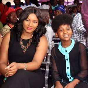Omotola in Warri 17