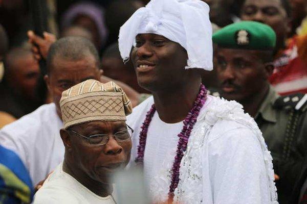 Ooni of Ife Obasanjo