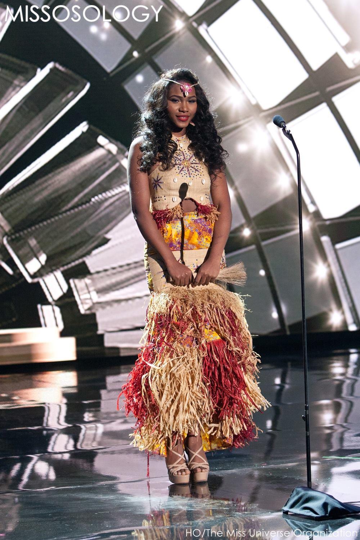 Ornella Obone, Miss Universe Gabon 2015