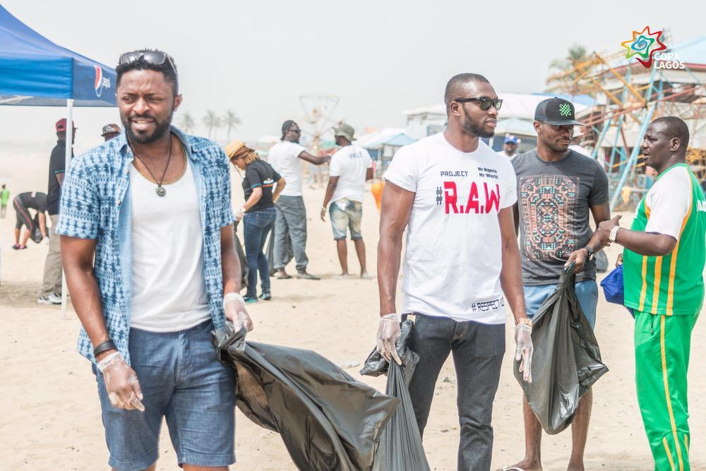 Ozzy Agwu & Emmanuel Ikubese