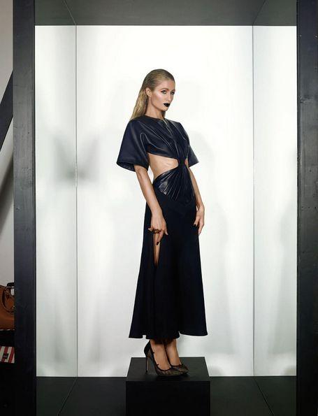 Paris Hilton for Paper Magazine - BellaNaija - November 2015001