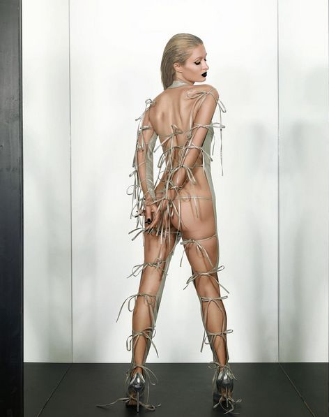 Paris Hilton for Paper Magazine - BellaNaija - November 2015002