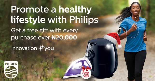 Philips Air Fryer Healthy Lifestyle