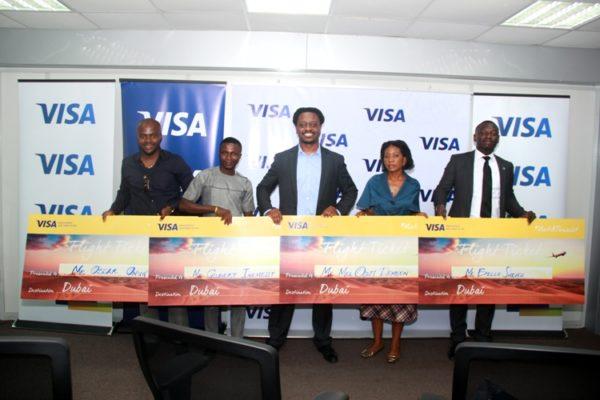 Picture 1 VISA NotaTourist Nigeria Winners