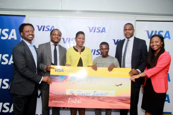 Picture 2 VISA NotaTourist Nigeria Winners