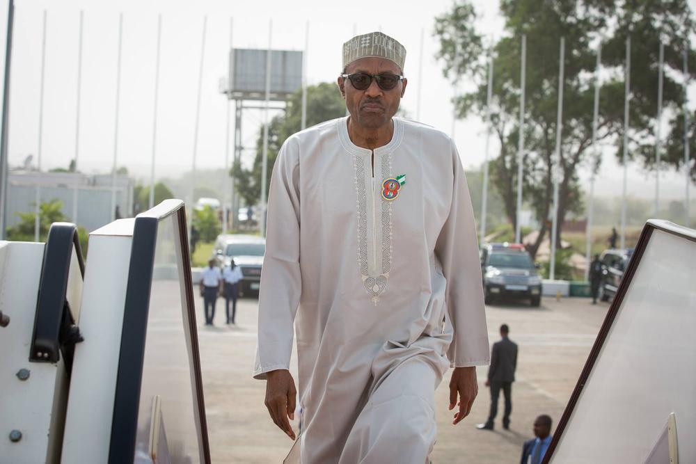 President Buhari Nigeria