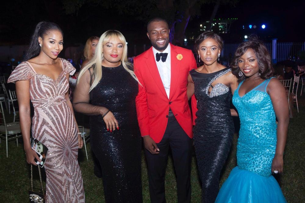 Lilian Afegbai, Taje Prest, Emmanuel Ikubese, Mariam Adeyemi & Layole Oyatogun