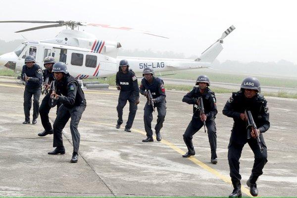 Rapid Response Squad Lagos 8