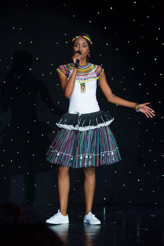 Refilwe Mthimunye, Miss South Africa 2015 (1)