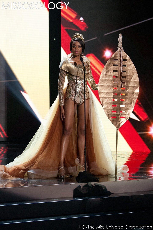 Refilwe Mthimunye, Miss Universe South Africa 2015