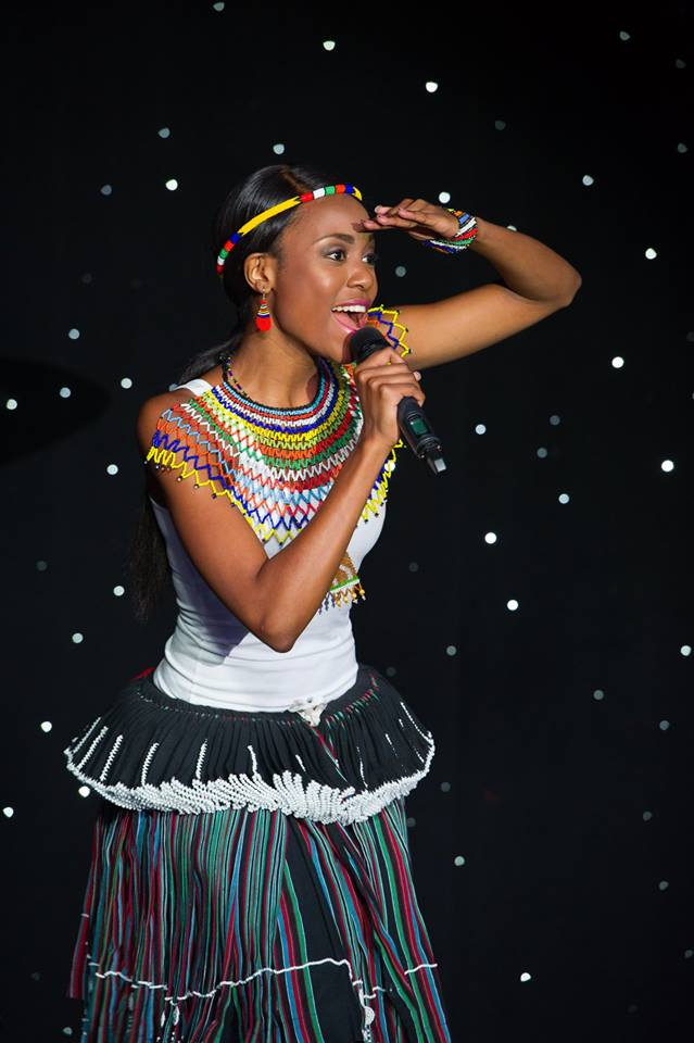 Refilwe Mthimunye, Miss South Africa 2015