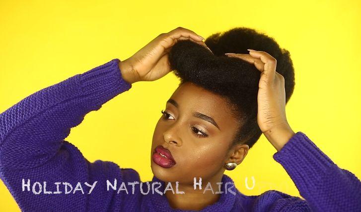 Ronke Raji Natural Hair Tutorial - BellaNaija - December 2015002