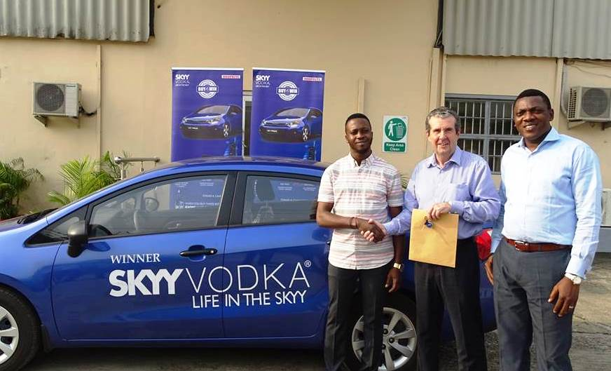 SKYY Vodka, Campari & American Honey Buy & Win Promo Winners 1