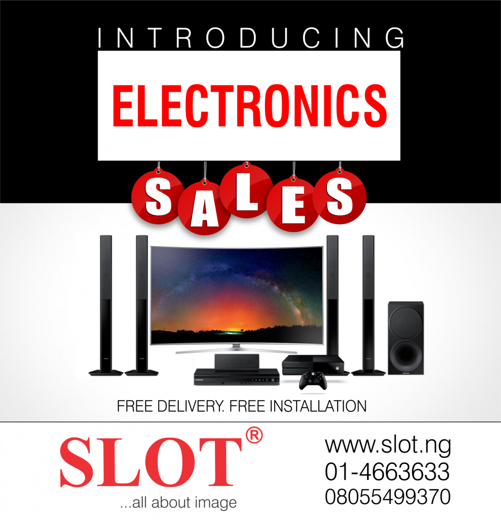 SLOT Electronics Sale and Promo