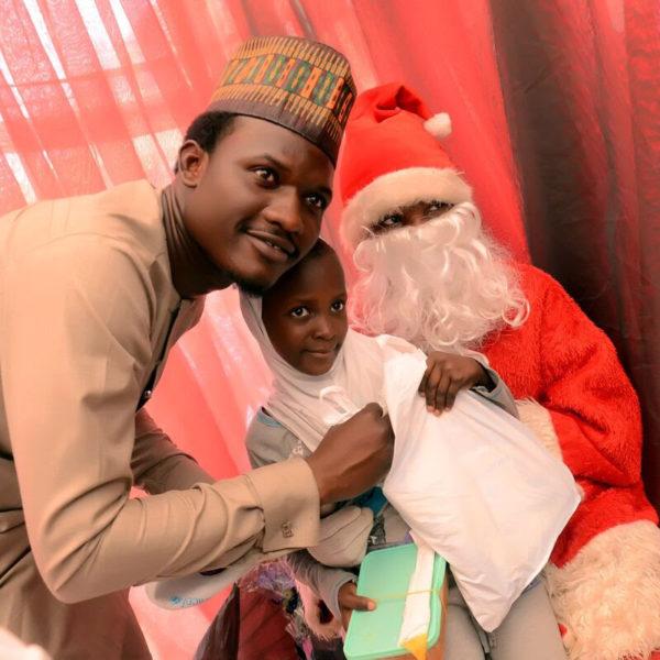 Santa Clause & gifts