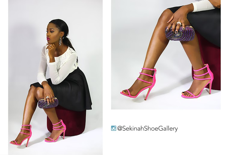 Sekinah Shoe Gallery presents A Tale of Shoe Whisperers - BellaNaija - December 20150010