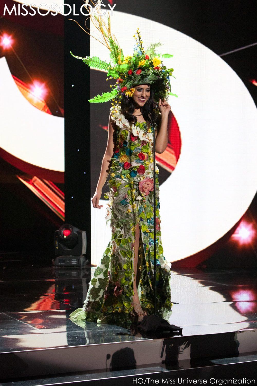 Sheetal Khadun, Miss Universe Mauritius 2015