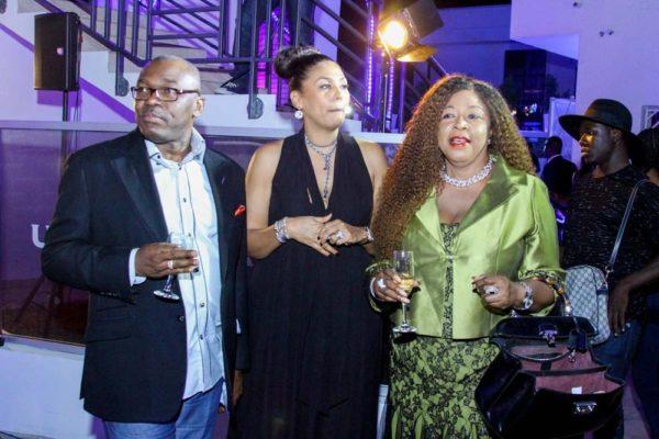 Soki, Biodun, Pamela Ulysse Nardin and ZAKAA Abuja Launch