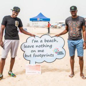 Sound Sultan & Samson Adamu of Kinetic Sports