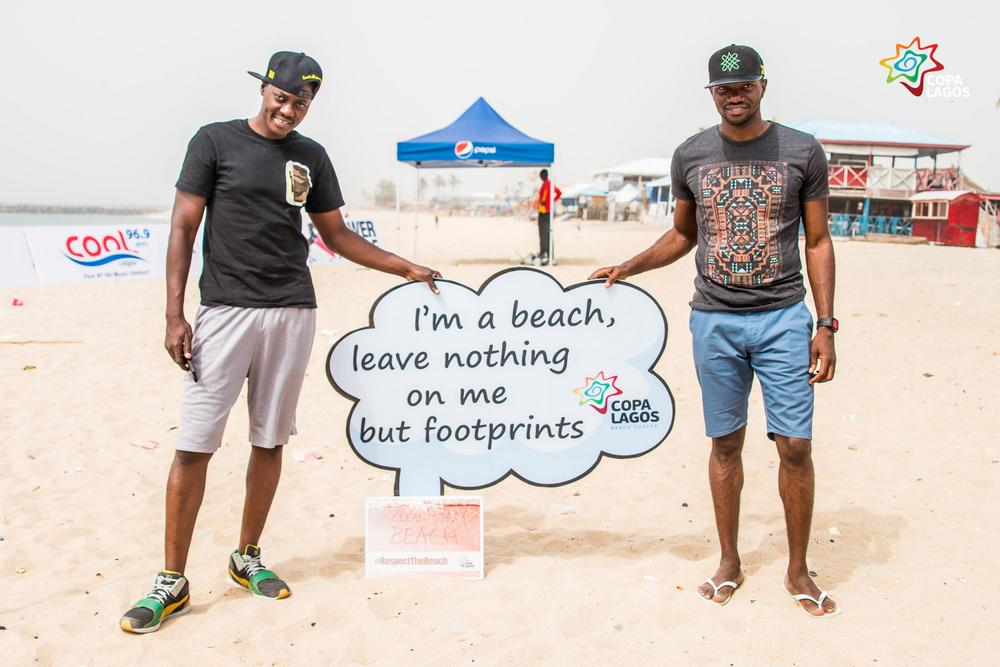 Sound Sultan & Samson Adamu of Kinetic Sports