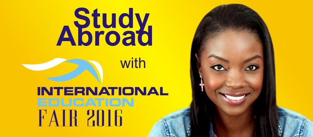Study Abroad - International Education Fair 2016