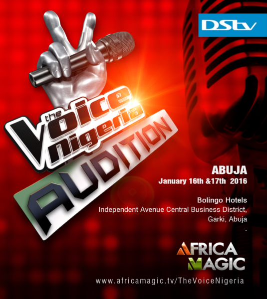 THE VOICE NIGERIA _ABJ