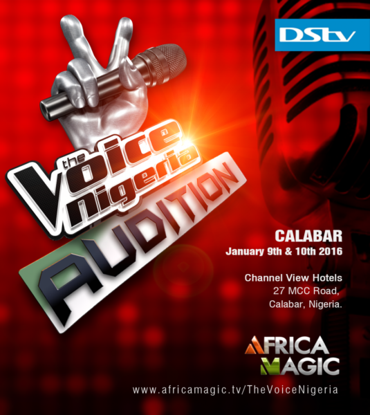 THE VOICE NIGERIA _CAL