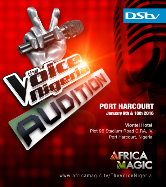 THE VOICE NIGERIA _PH