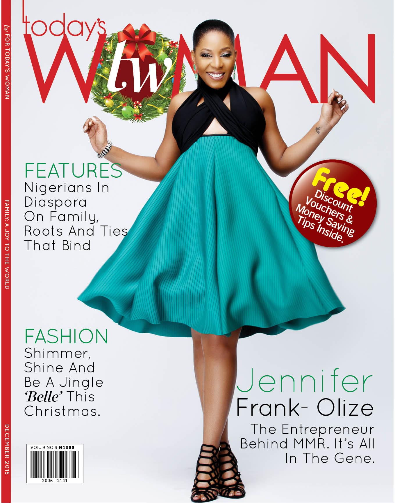 TW Dec_Cover Jennifer Olize BellaNaija 1