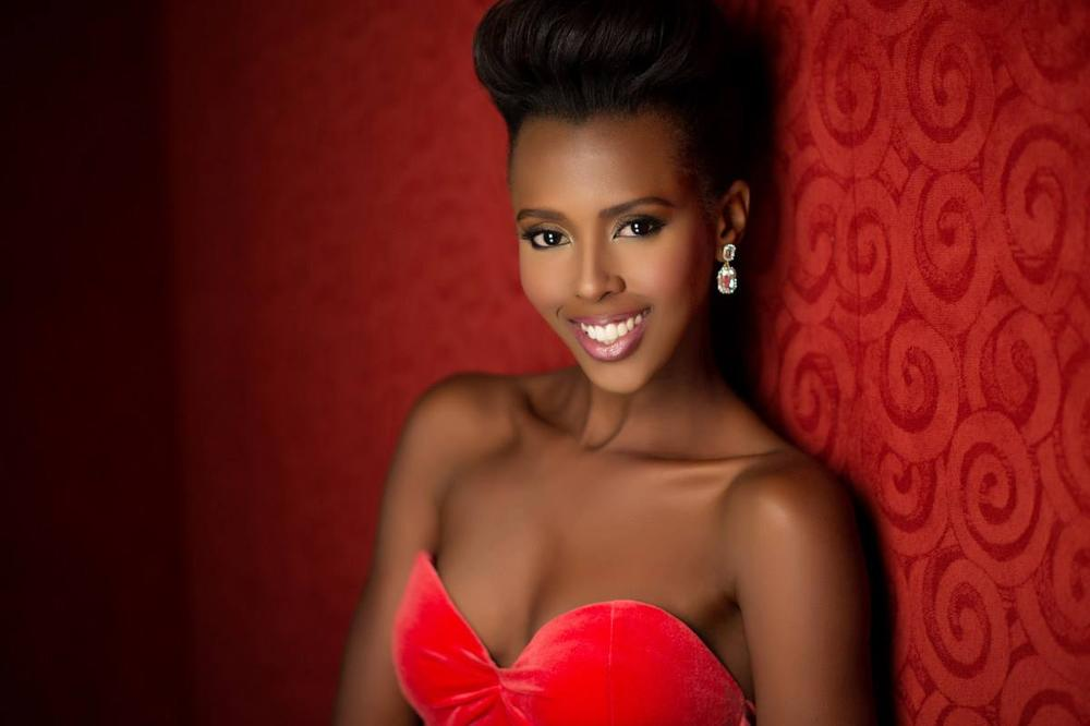Lorraina C. Marriot, Miss Universe Tanzania 2015