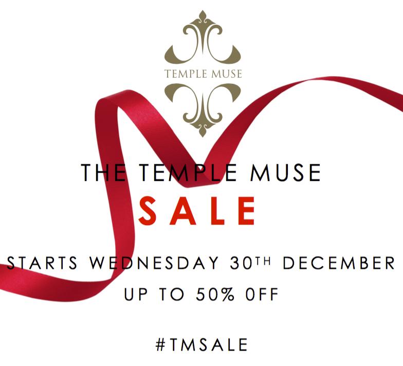 Temple Muse Sale