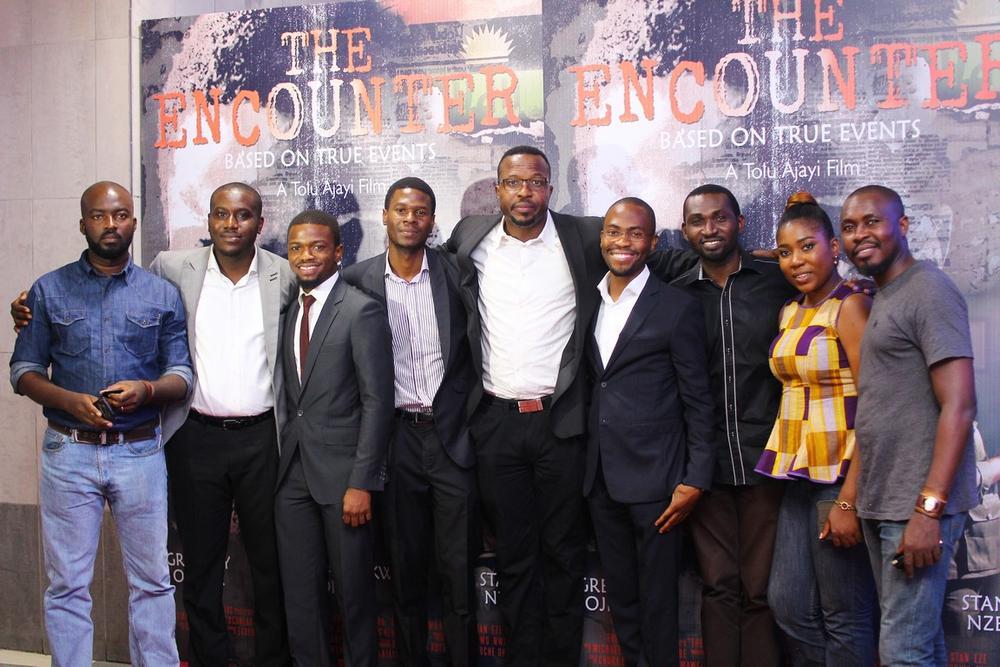 The Encounter Crew