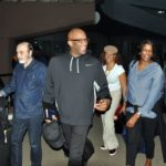The Experience 2015 Airport Arrival 3