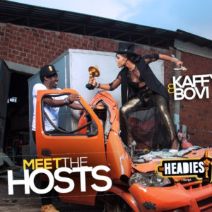 The Headies Bovi Kaffy