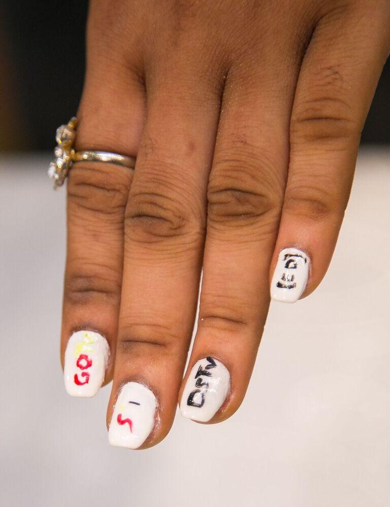 Creativity fun designs take centre stage at africas nail art creativity fun designs take centre stage at africas nail art competition see the winning designs prinsesfo Gallery