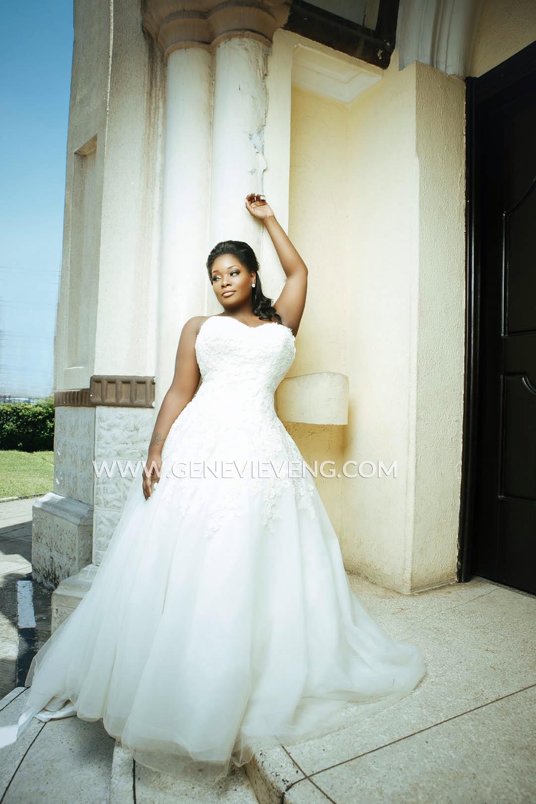 Tolu Oniru Toolz Genevieve Magazine Bridal 2015 2