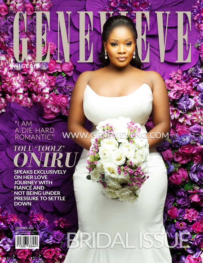 Tolu Oniru Toolz Genevieve Magazine Bridal 2015